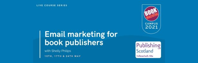Email marketing for book publishers