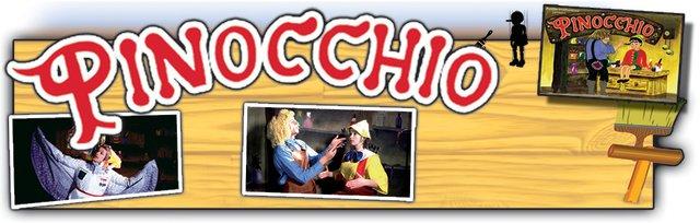 Pinocchio,  Worden Park, Leyland 12 pm