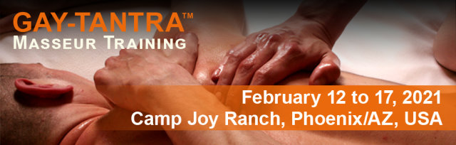 Phoenix - Tantra Masseur (certified) Job-Training