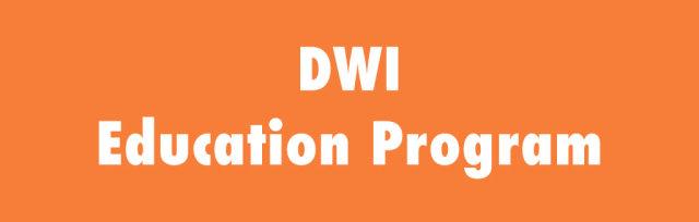 DWI Online English