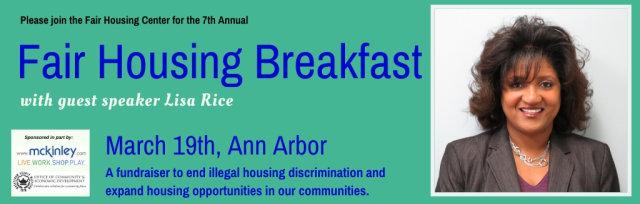 7th Annual Fair Housing Breakfast Event