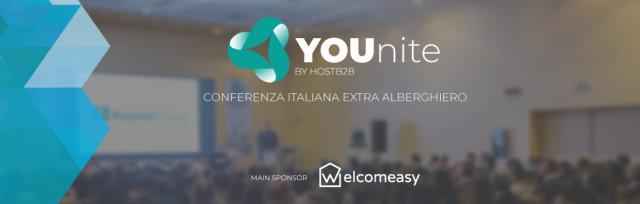 YOUnite by Host B2B 2020, Conferenza Digitale Extra Alberghiero
