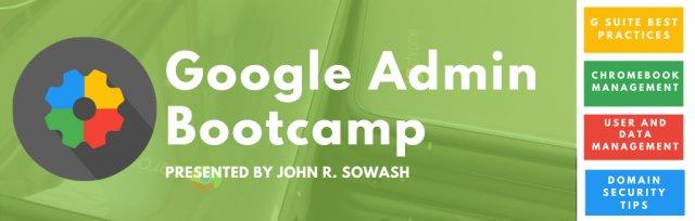 Google Admin Bootcamp - Newark, DE