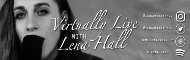 Lena Hall Virtually Live GIRL GROUPS/ Gay Anthems