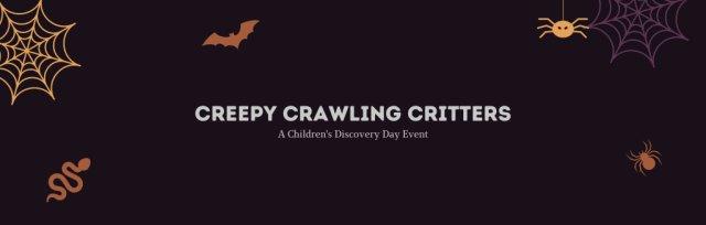 Creepy Crawling Critters AM for Kindergarten - 1st Grades