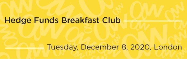 AlphaWeek's Hedge Funds Breakfast Club - December 2020