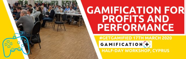 Gamification for Profits and Performance