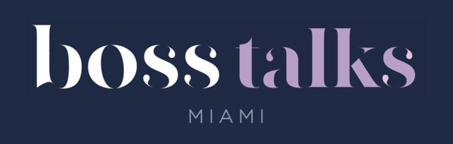 Boss Talks Events Featuring Susie Moore