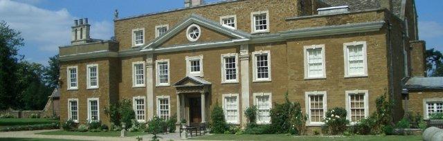 Goadby Marwood Hall tour