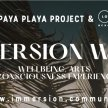 APRIL Immersion Week  wellbeing, arts & consciousness experiences image