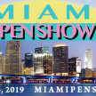 Miami Pen Show 2019 - Tickets - July 12, 13, 14, 2019   image