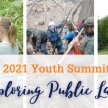 2021 Youth Summit: Exploring Public Lands image