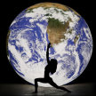 YOGAia – Yoga under Gaia. An amazing opportunity to do Yoga and see the Earth as it appears from space! image