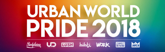Urban World Pride 2018