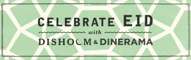Celebrate Eid with Dishoom and Dinerama