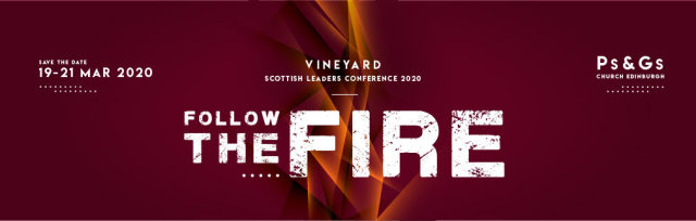 Vineyard Scottish Leaders Conference 2020