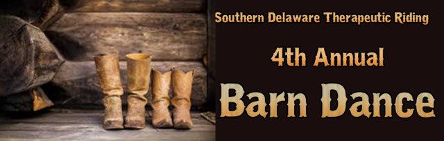 4th Annual SDTR Barn Dance