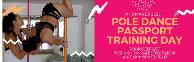 Torino // Pole Dance Passport Training Day // Your Self ASD
