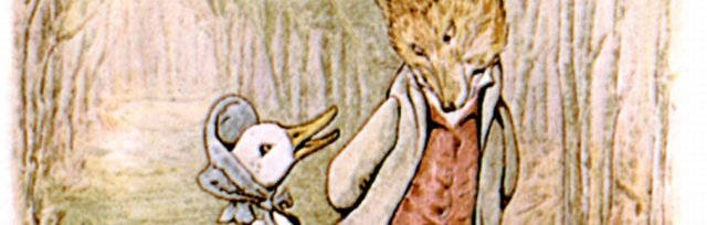 Classical Tales presents Beatrix Potter's Tale of Jemima Puddle Duck and Peter Rabbit