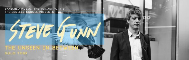 Steve Gunn - The Unseen In Between, New Zealand solo tour