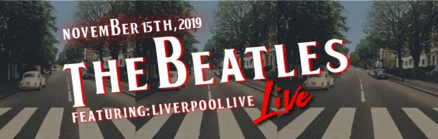 The Beatles LIVE Featuring: LiverPool LIVE!