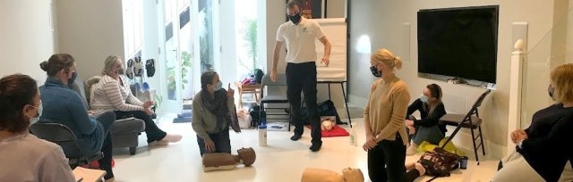 Paediatric First Aid Course (fulfils Ofsted requirements)