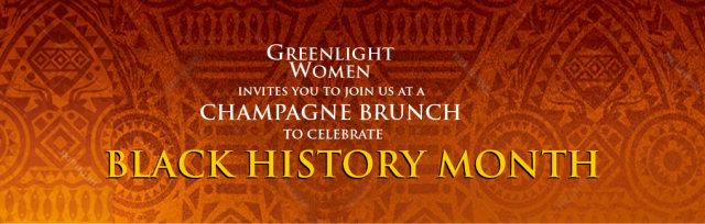 Black History Month - Champagne Brunch