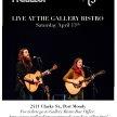Madeleine Roger and Logan McKillop Dinner Concert image