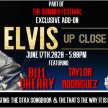 ELVIS UP-CLOSE EXCLUSIVE ADD-ON CONCERT image