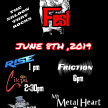 ROCK STAR MAFIA FEST - OUTDOOR STAGE 1PM TO 11PM image