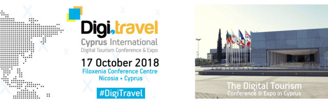 Digi.travel Cyprus International Conference & Expo 2018
