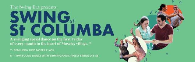 Swing at St Columba