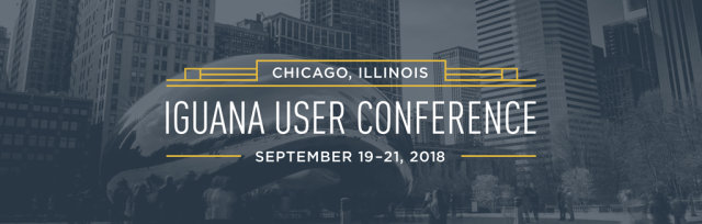 Iguana User Conference 2018