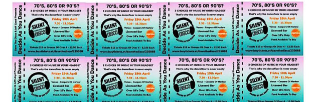 70's, 80's or 90's DECIDE AS YOU DANCE - COOPERS IN MARLOW