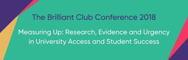 The Brilliant Club Conference 2018
