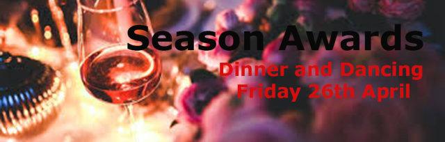 End of Season Dinner