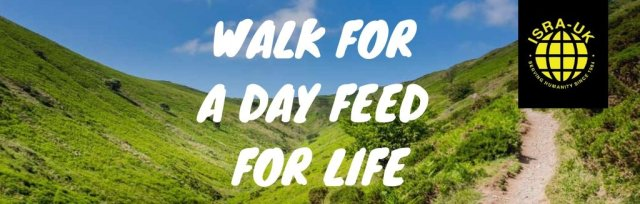 WALK FOR A DAY FEED FOR LIFE