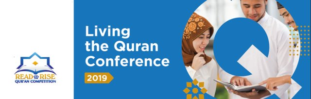 Living the Quran Conference - Read & Rise Award Ceremony