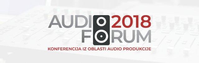 Audio Forum 2018