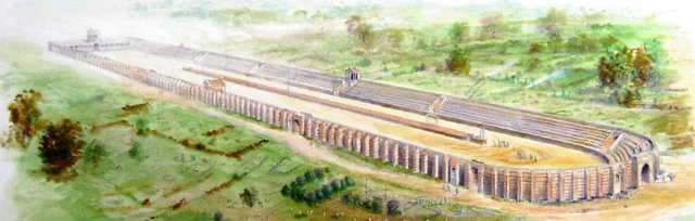 Roman Circus Visitor Centre & Colchester's 'Street of Tombs' exhibition