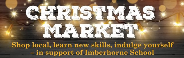 Imberhorne Christmas Market 2019