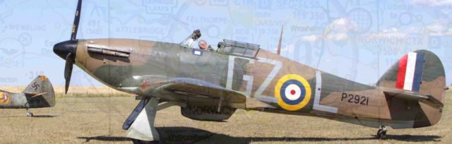 The Battle of Britain Air Display