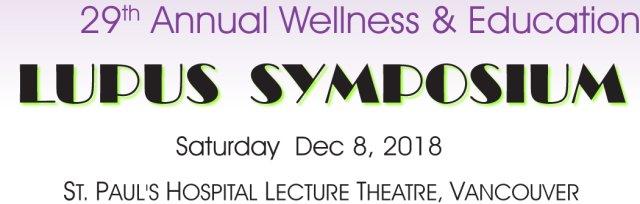 29th Annual Wellness & Education Lupus Symposium