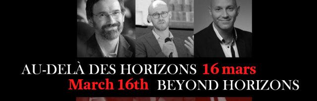 TEDxHEC 2019 - Au-delà des Horizons / Beyond Horizons