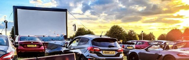DriveIn Film Night with the Rotary Club of Hertford Shires