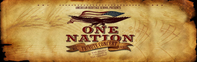 One Nation Tribute Concert