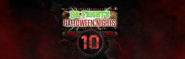 Dr. Fright's Halloween Nights Presents 'Dr. Fright's 10'