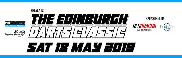 Edinburgh Darts Classic 2019