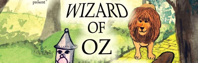 The Wizard of Oz, Haigh Woodland Park, Wigan, 2.30pm