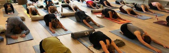 Bass Coast Yoga Festival